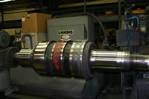 Bearing, Steel Coating