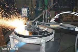 Steel Coatings. Industrial Metal Coatings