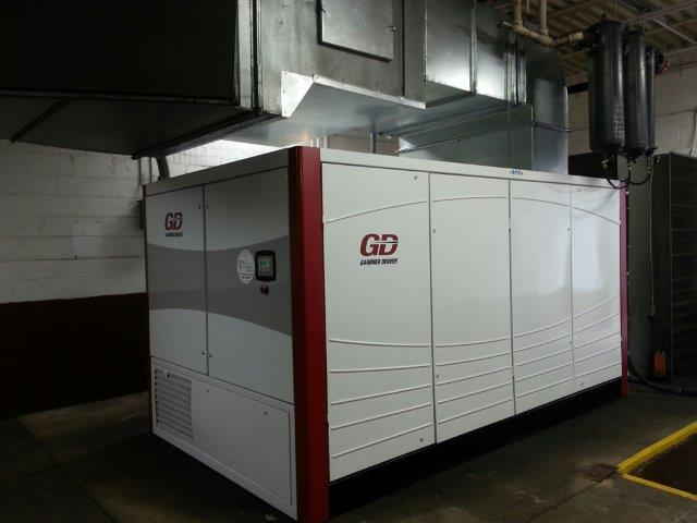 Rotary Feed Electric Air Compressor