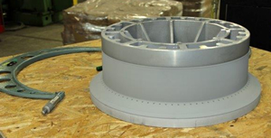 Hard Coated Wire Processing Drum