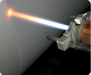 Flame Spray, Remanufacturing