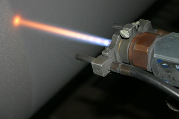HVOF Thermal Spray Processing