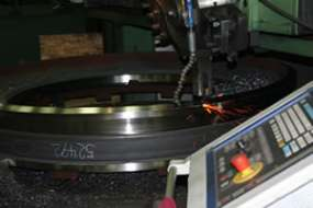 Machining, grinding, Polishing