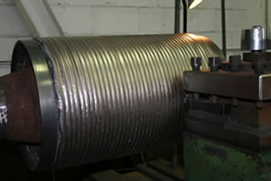 Hard Surfacing, Welding, PTA, Plasma Transferred Arc