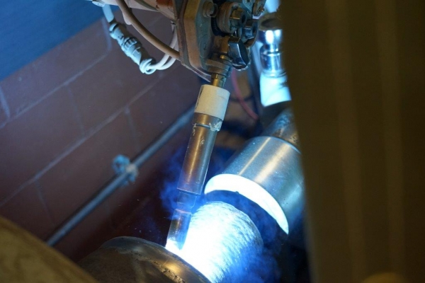 Open Arc Welding Process